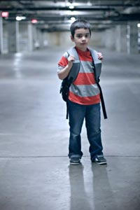 Are Heavy Schoolbags Bad for Childrens Backs