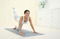 Yoga for Weight Gain for Women