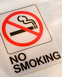 Smoking ban Reduces Preterm Deliveries