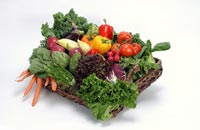 Green Vegetables Reduce Diabetes Risk