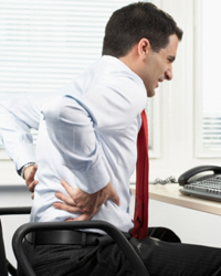 Unsatisfactory Job can Trigger Back Pain