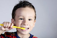 Oral Hygiene Lessons for your Child