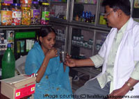 Free Medicines for TB Patients