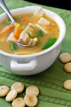 Soup Recipe for Weight Loss