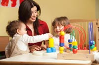 How to enhance creativity in a daycare