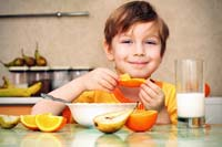 Low diet for children