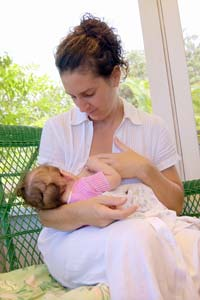 Breastfed babies at a lower risk of obesity