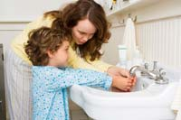 Personal Care Products Linked to Allergies in Children