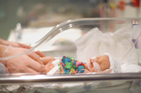 Early birth risks mental health