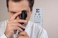 What is a Diabetic Eye