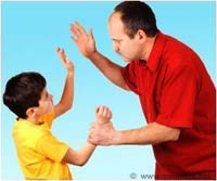 "spanking aggression and kid ""spanking models aggression as a way of solving  then they asked mothers about their kid's behavior problems and gave the children a vocabulary test at."