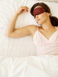 Sleeping Mask to Control your Dreams