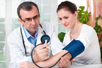 High Blood Pressure and Diabetes