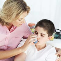 Asthma Inhalers stunt Childrens Height