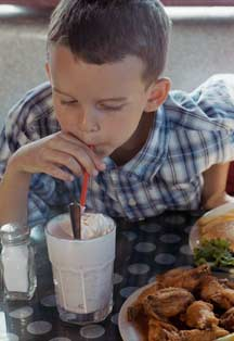 Natural Weight Gain Shakes for Kids