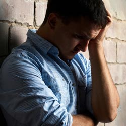 men are more depressed than women