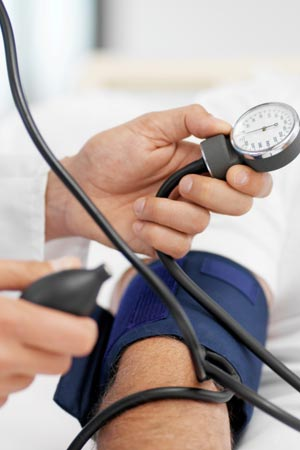 symptoms of High Blood Pressure or Hypertension