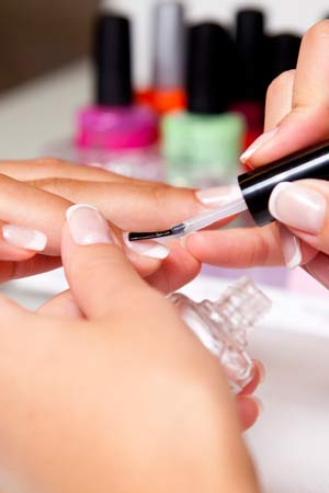 Nail Care for Brides