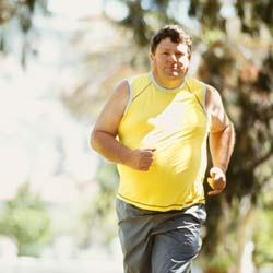 Obese Men May Not Make It to Middle Age