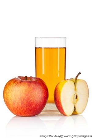 apple juice as harmful as soft drinks