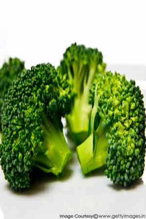 broccoli provides relief from arthritis pain