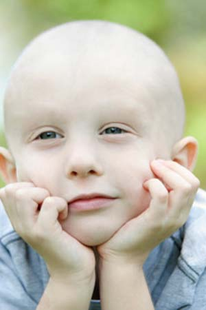 cancer causes in children