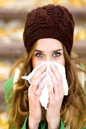 cold weather allergy symptoms