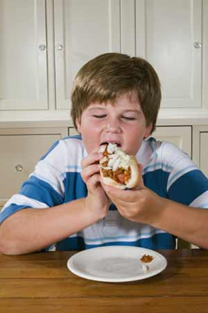 Problem of Gaining Weight in Children
