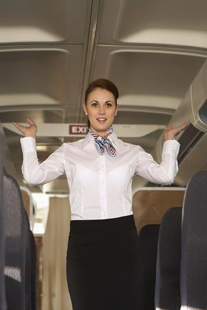 weight loss for flight attendents