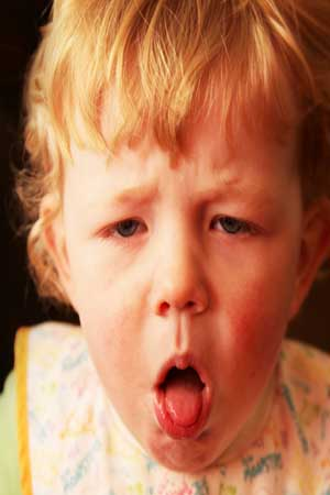 treating cough in children