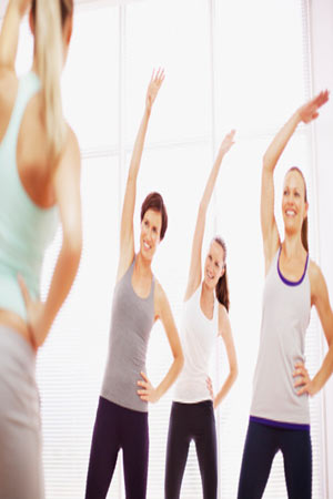 benefits of aerobics