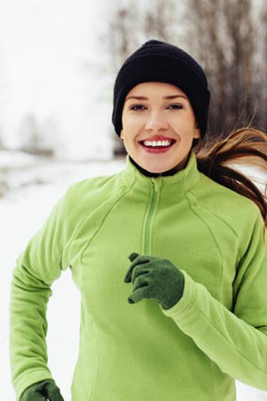 weight loss in cold weather