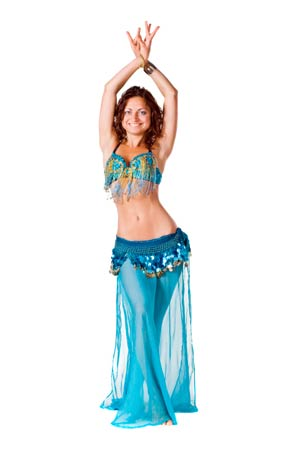 Can Belly Dancing Aid Weight Loss