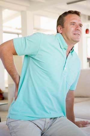 How to treat Lower Back Pain at Home