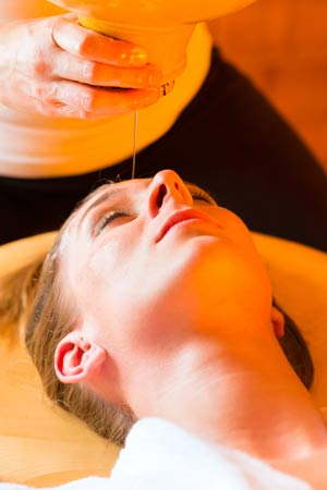 Ayurvedic treatment for