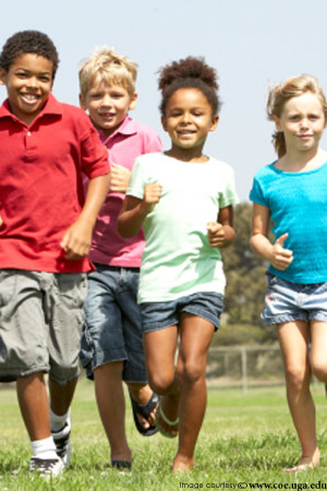 Obesity Prevention Tips for Kids Encouraging Activities