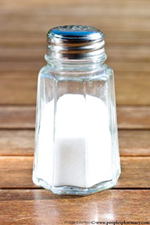 Too Little Salt May Be Harmful for Health