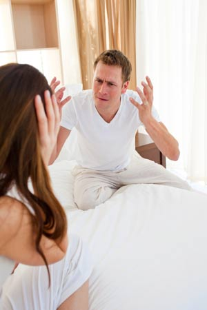 Dealing with Suspected Infidelity