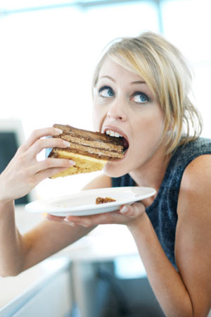 Control Your Desire for Food for Weight Loss