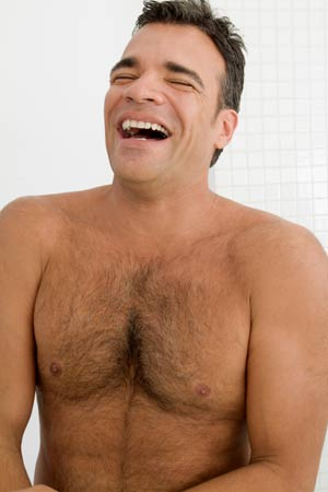 body hair can help baldness | health news