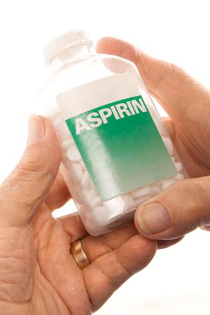 Aspirin can cause Blindness in Aged People