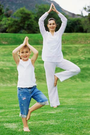 Exercises for Children with Diabetes