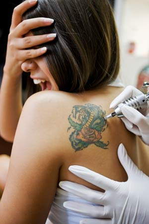 Getting Inked can Lead to Hepatitis C