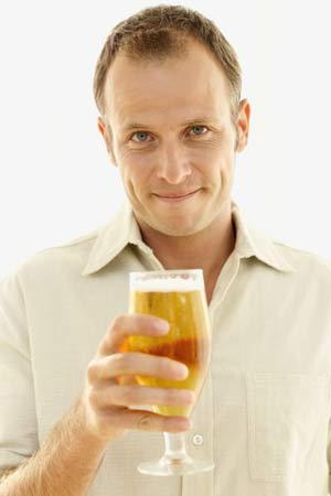 Drinking Beer Can Help Lose Weight