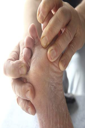prevent diabetic foot