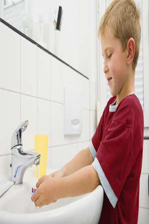 washing hands prevent diseases