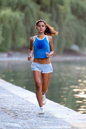 How to Jog to Lose Weight