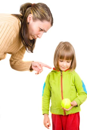 How Can a Parent Discipline a Naughty Child