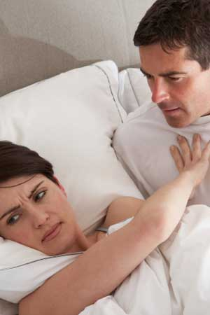 Painful Sex or Dyspareunia for Men