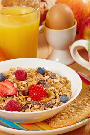 Breakfast Ideas to Lose Weight